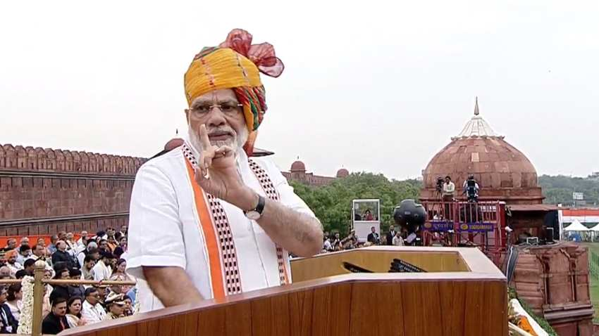 3 covid-19 vaccines in trials, distribution plan ready: PM Modi, Independence Day 2020