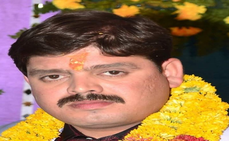 Kanpur: History-sheeter gangster appointed as BJYM state minister, booked in 16 cases including murder, extortion and assault