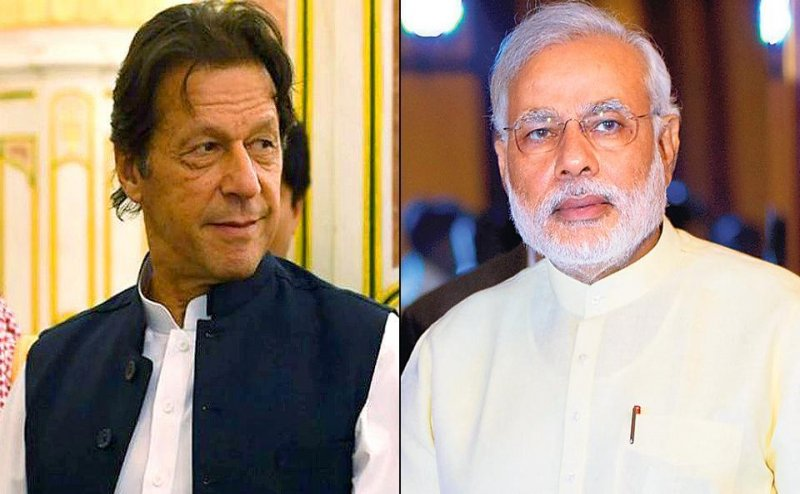 Pak PM`s first conversation with PM Modi after Balakot air strike