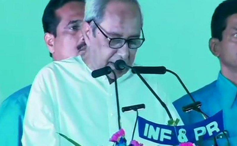 Naveen Patnaik takes oath as Odisha chief minister