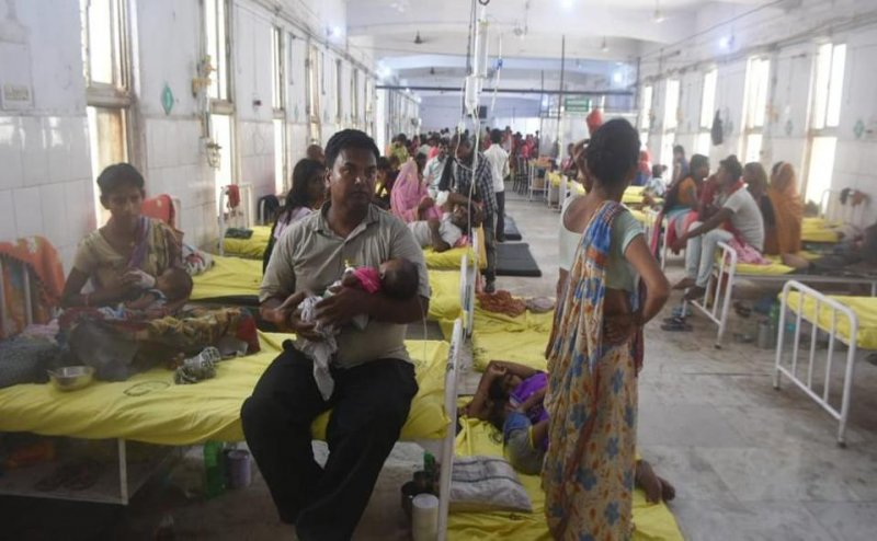 Bihar: Death toll mounts to 83 due to Encephalitis