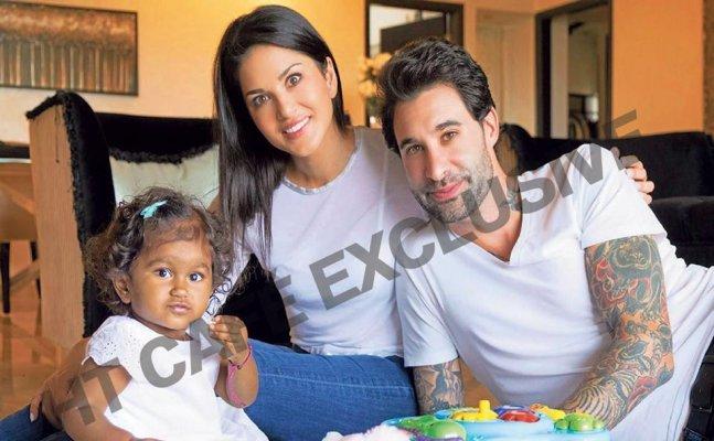 Sunny Leone adopts baby girl, names her Nisha Kaur Weber