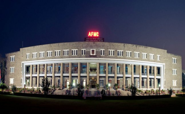 AFMC is recruiting MBBS candidates for Medical officer posts