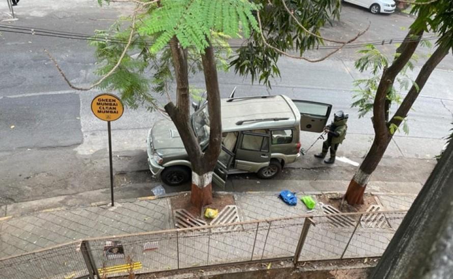 Unfolding: The story of the abandoned car near Ambani's house, everything you need to know!