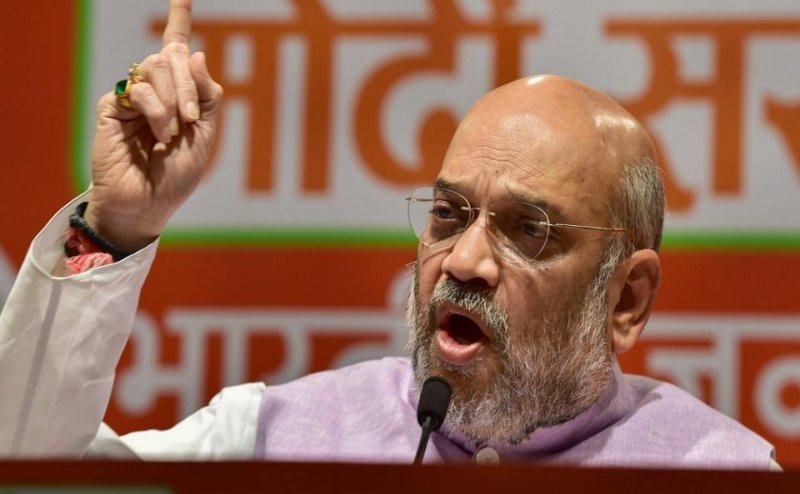 Pro-Godse remarks are their personal not party stand, says BJP chief Amit Shah