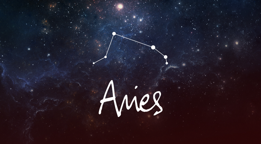 Aries- The Ram (March 21-April 20)