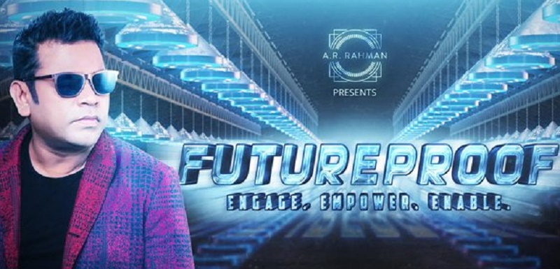 AR Rahman launches new initiative Futureproof
