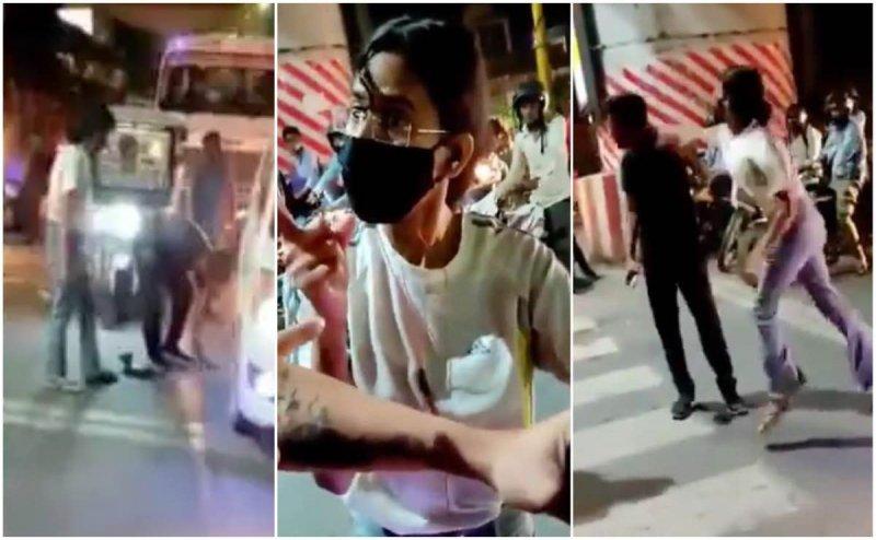 Viral Video: Woman Thrashes Cab Driver On Roads, FIR Lodged