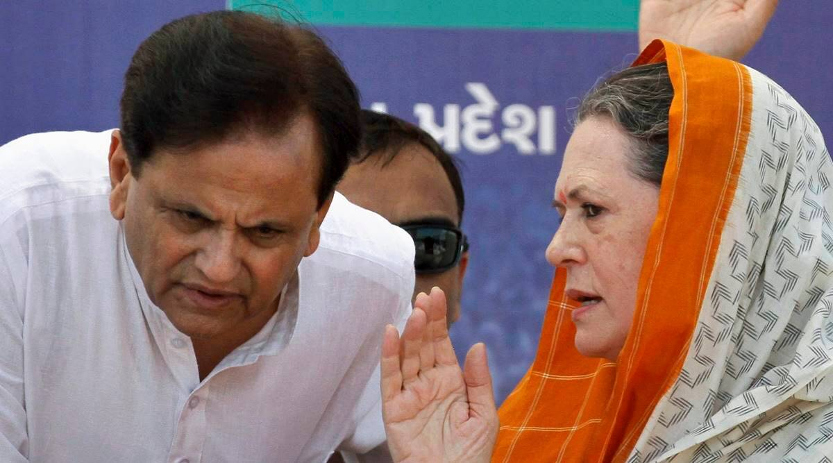 'Lost an irreplaceable comrade': Sonia Gandhi on Ahmed Patel