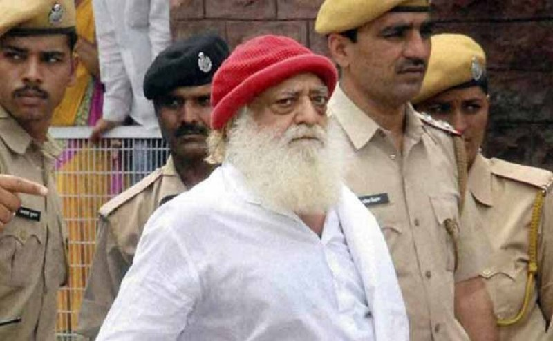 Asaram sentenced to life imprisonment in 2013 rape case by Jodhpur Court