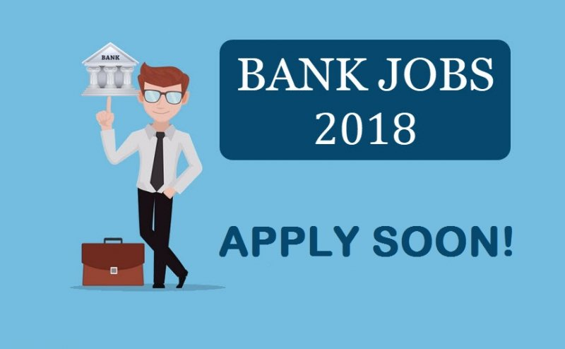 Bank recruitment 2018: Apply online for 3,000 vacancies