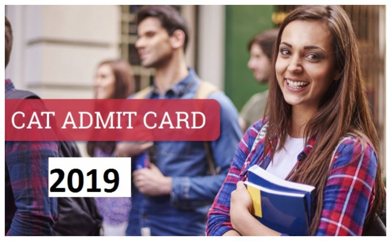 CAT 2019 Admit Cardto release on October 23, here`s  how to download and other details