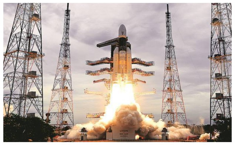 Chandrayaan 2 successfully enters lunar orbit, gets closer to destination