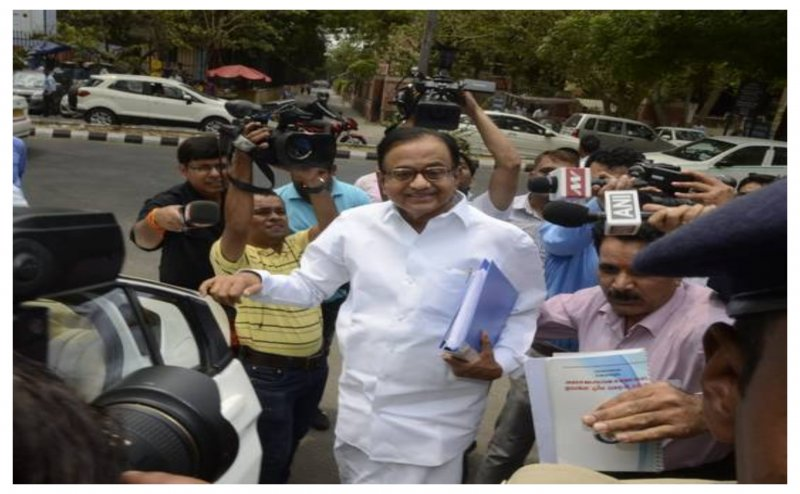 INX Media case: Delhi HC rejects P Chidambaram`s anticipatory bail plea