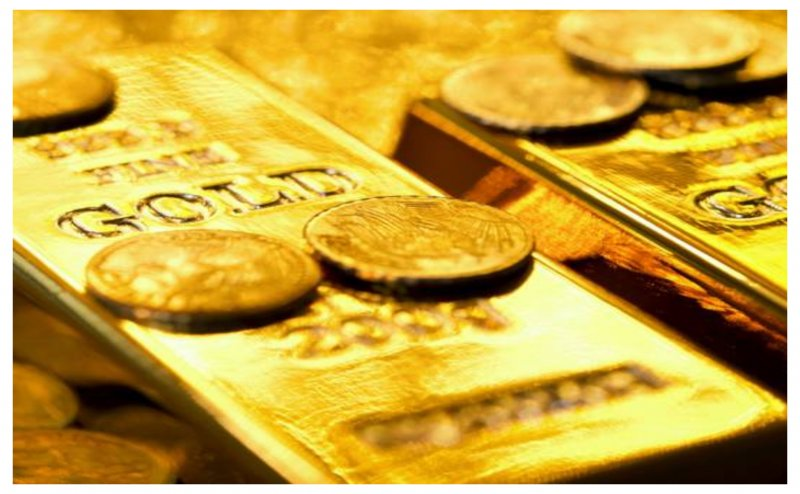Gold price touches fresh all-time high