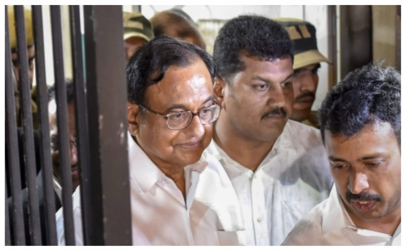 INX Media case: CBI reaches P Chidambaram`s residence then ED follows
