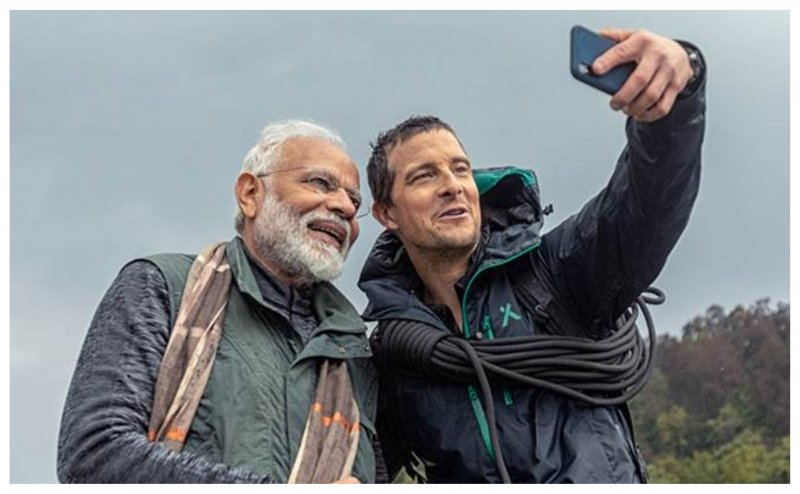 Man vs Wild episode featuring PM Modi was world's 'most trending televised event', claims Bear Grylls