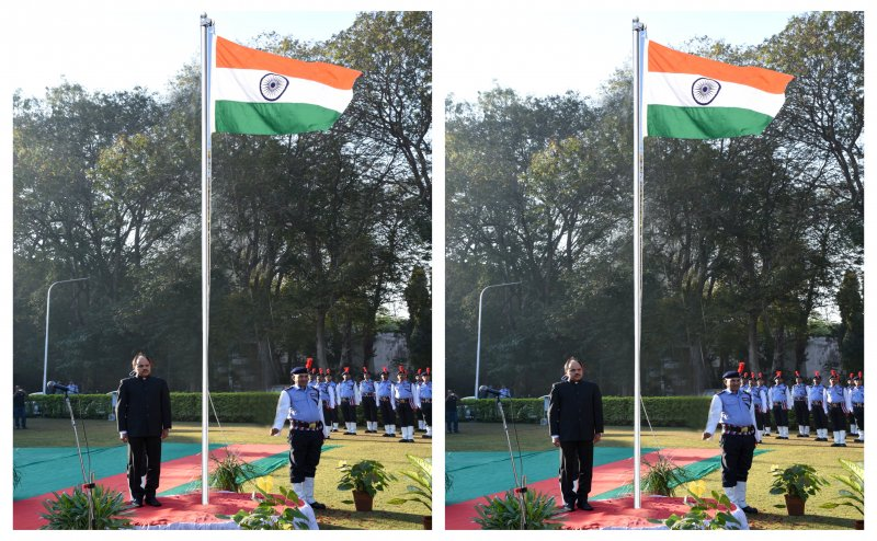 GNFC celebrates 71st Republic Day, confers awards to employees
