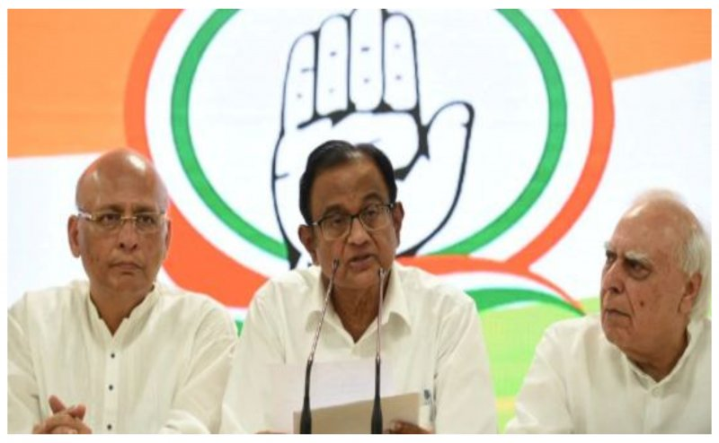 I have not been accused of any wrongdoing in INX Media case: Chidambaram