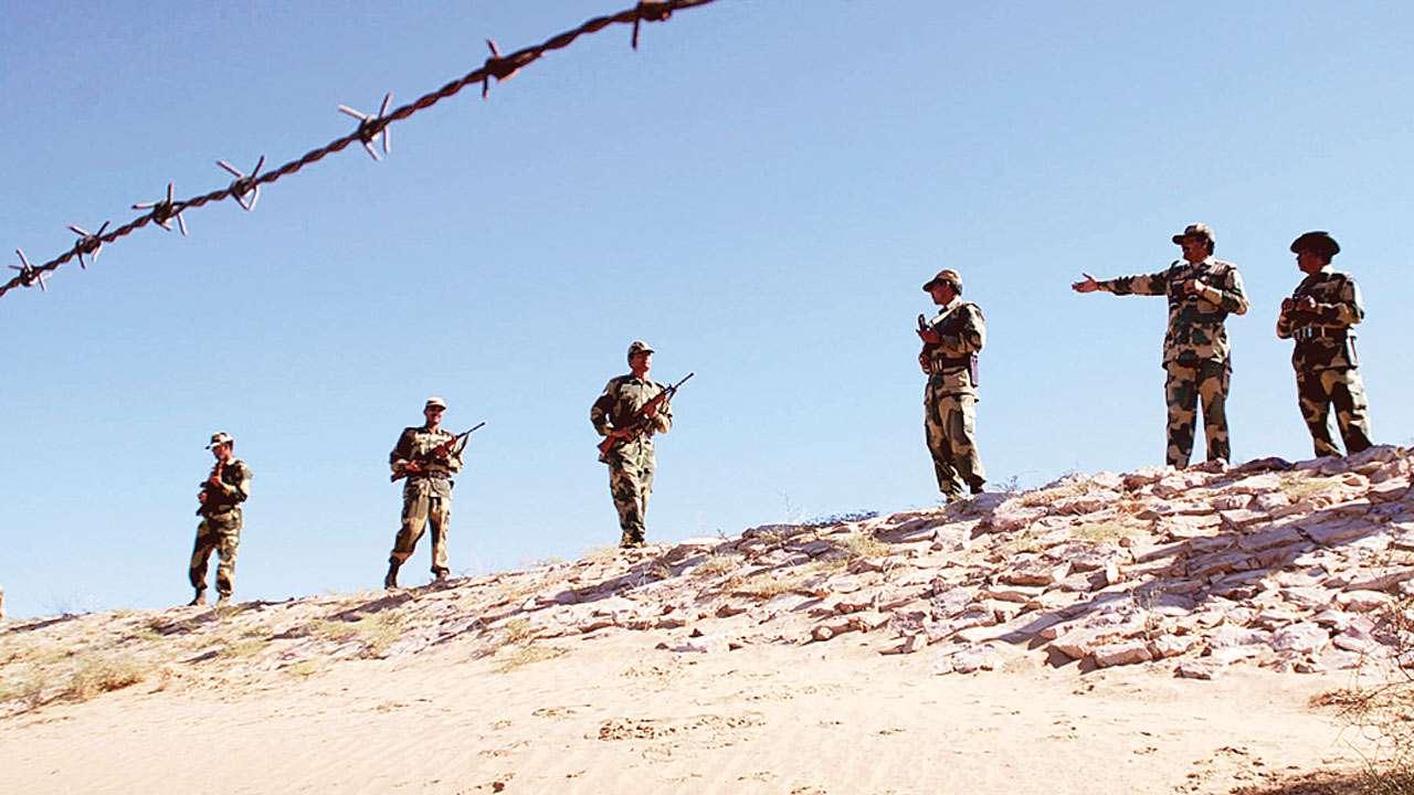 BSF shoots down 5 intruders at India-Pakistan border in Punjab's Tarn Taran