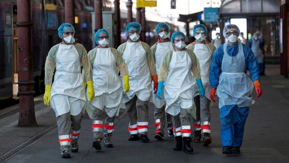92% ICU beds occupied as cases spike in Vadodara