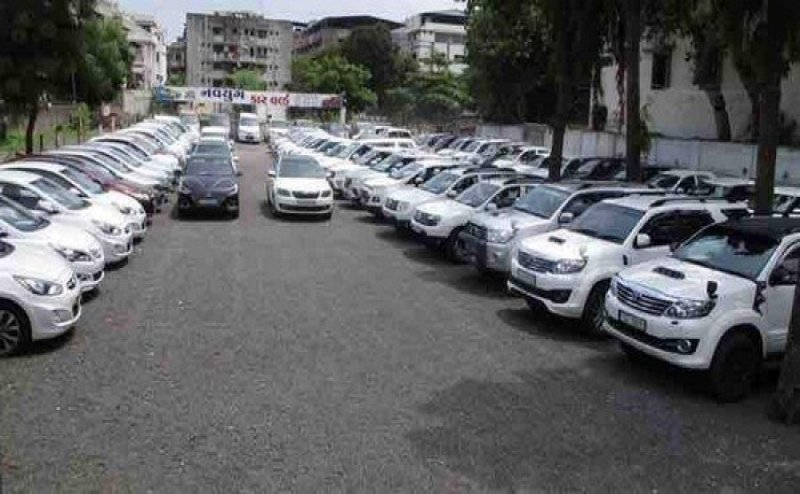 Surat police recovers 200 stolen vehicles in a month