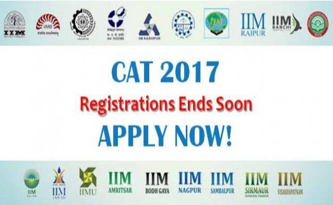 CAT 2017 online registration ends today; Know more about application process