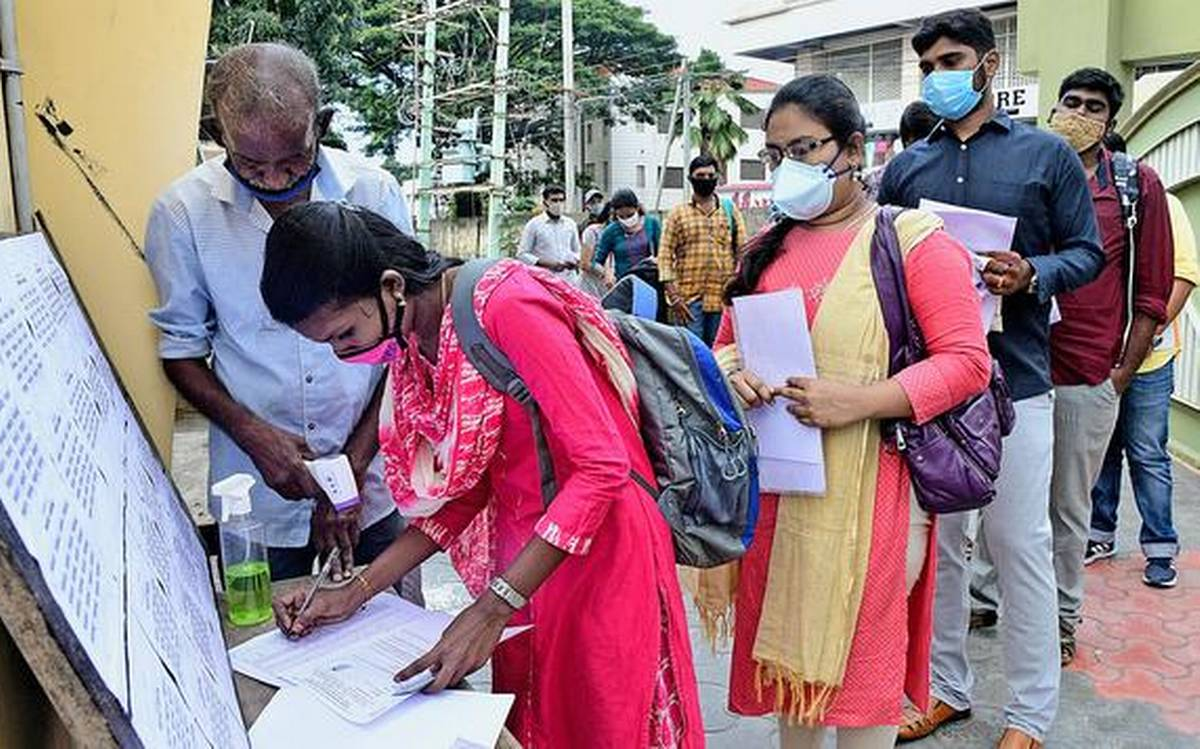 Coimbatore: Civil services preliminary exams conducted with 4,600 candidates