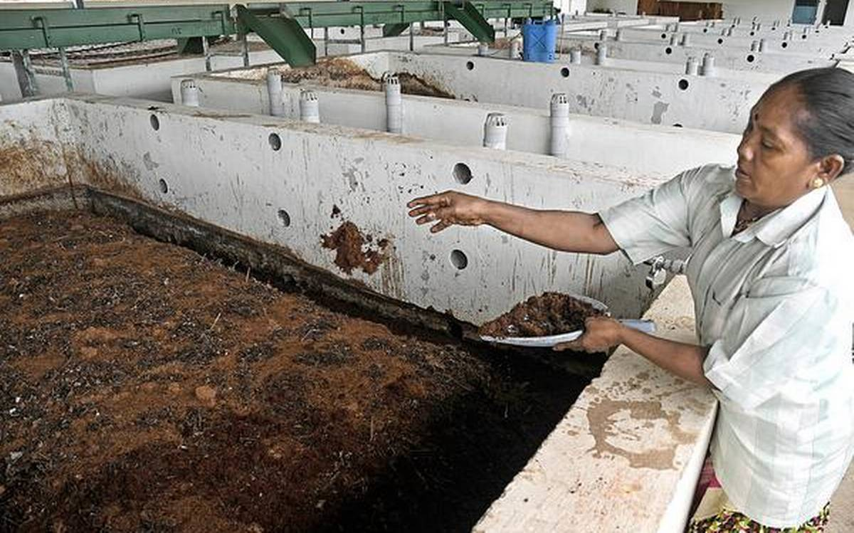 Coimbatore Corporation to open more MCCs to strengthen solid waste management