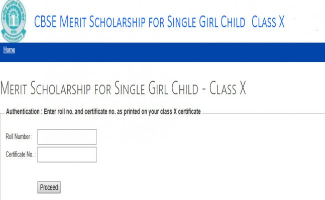 CBSE scholarship for girls: Know all the necessary details