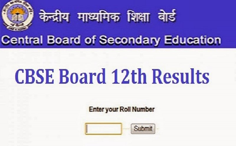 CBSE 12TH RESULT 2018 DECLARED TODAY