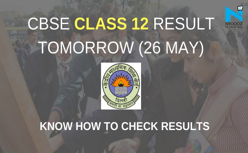 CBSE Class 12 result 2018: Check result directly on Google tomorrow