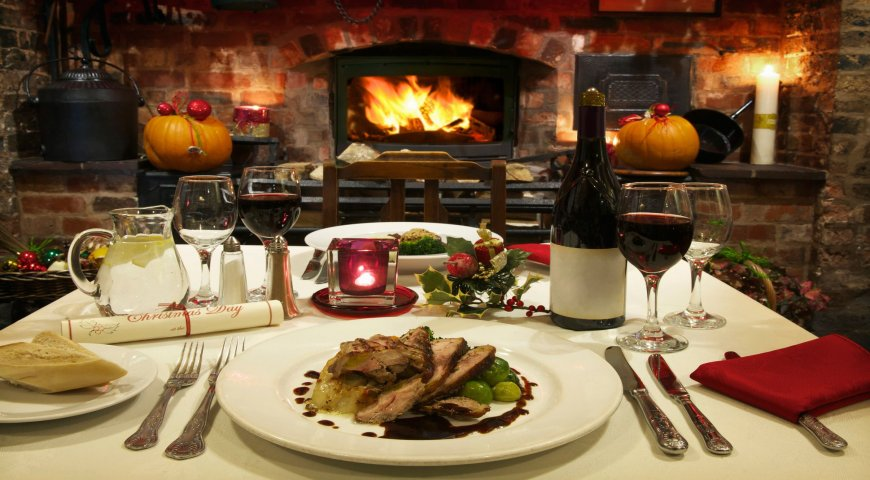 Food Joints in Delhi NCR for a splendid yet cheap Christmas Dinner