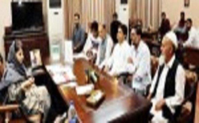Deputations meet CM, put up demands