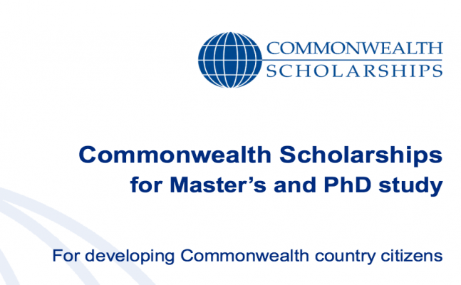 HRD Ministry notifies for Commonwealth Scholarship for Masters and PH.D candidates