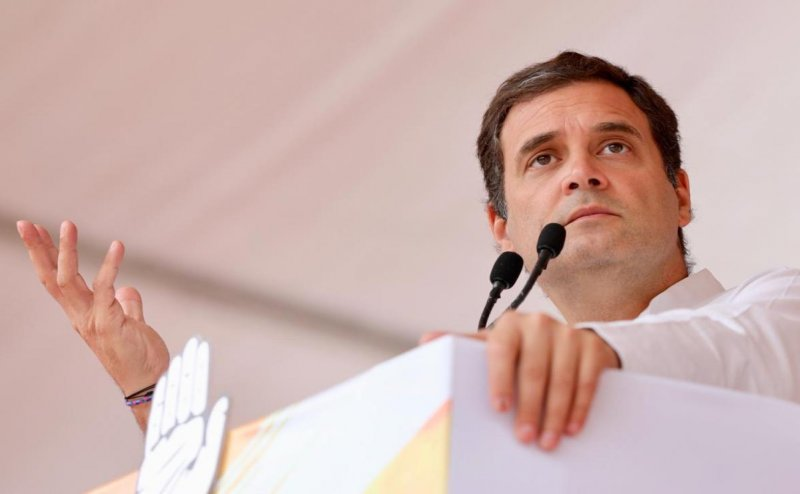 52 MPs of Congress will fight against BJP every single inch: Rahul Gandhi