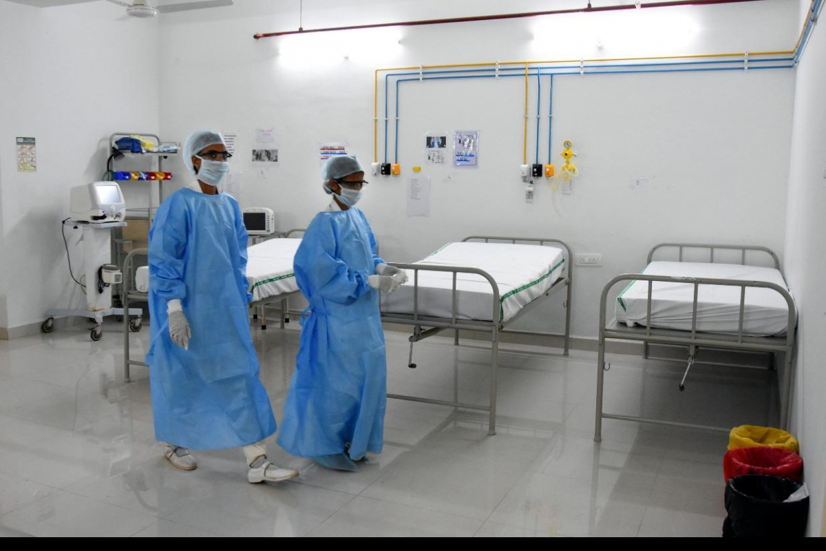 Private Hospitals 50% beds reserved for Covid patients: Health & Medical Education Minister