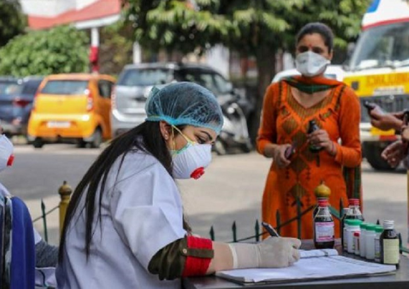 Ahmedabad district reports 116 fresh COVID cases