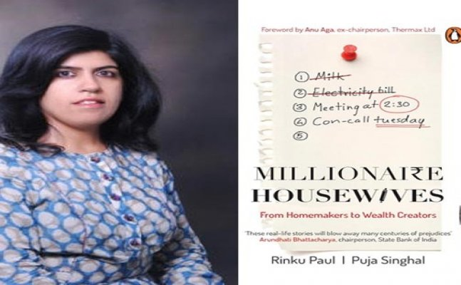 Marketing head turned author Rinku Paul defines her journey on the roadway of passion