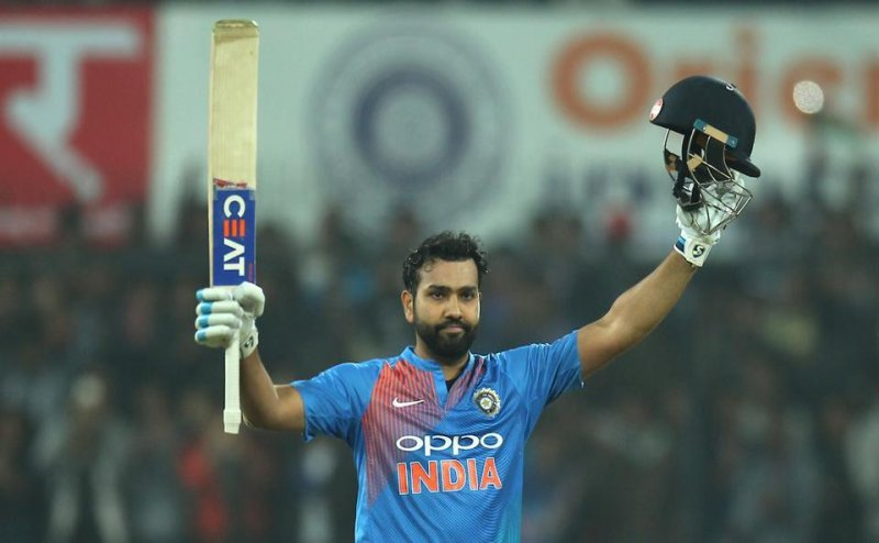 Ind vs Pak: Rohit gets his second century of 2019 World Cup