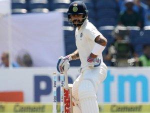 Virat Kohli says 2nd innings dismissal in Pune Test vs Australia was his fault
