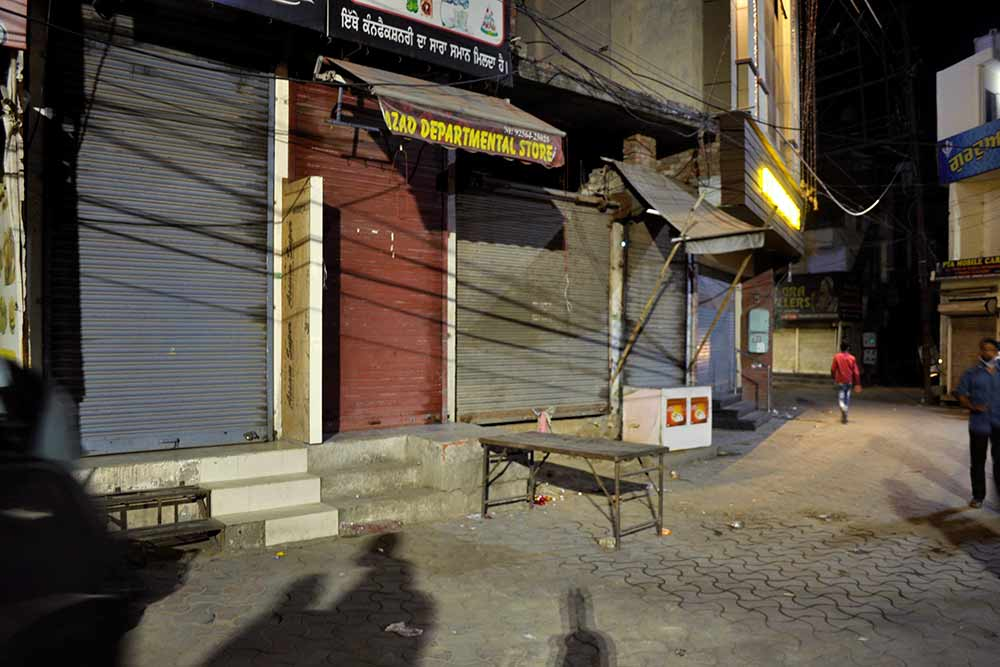 TEN DAYS OF CURFEW & LOCK DOWN CAUSED BUSINESS LOSS OF 46 THOUSAND CRORES