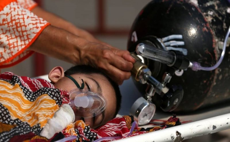 Probe on after staffer alleges that Meerut hospital slashed oxygen of patients leading to '25-30 died' daily