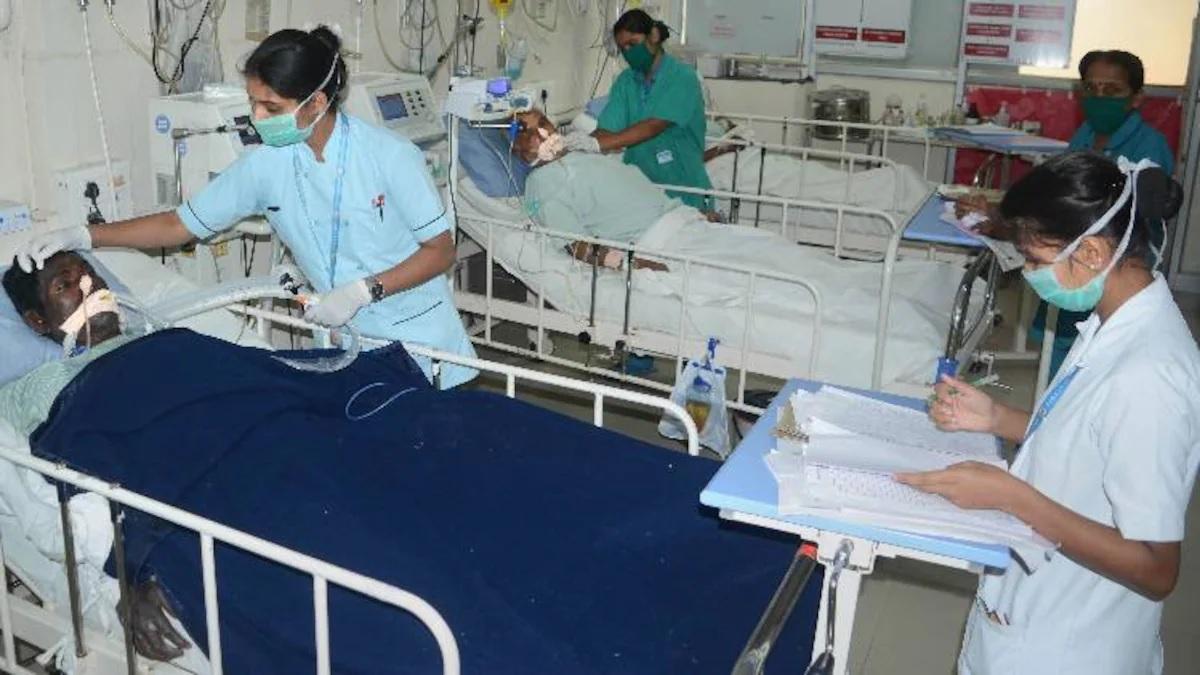 As Covid cases rise, Noida & Gzb increase bed capacity