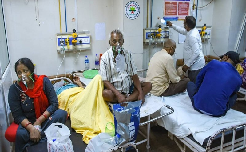 Chhattisgarh logs 13628 fresh cases, death toll crosses 10,000-mark