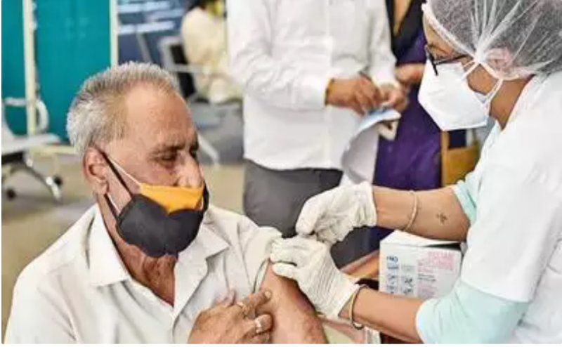 Pvt hospitals no longer getting vax from govt for 45+