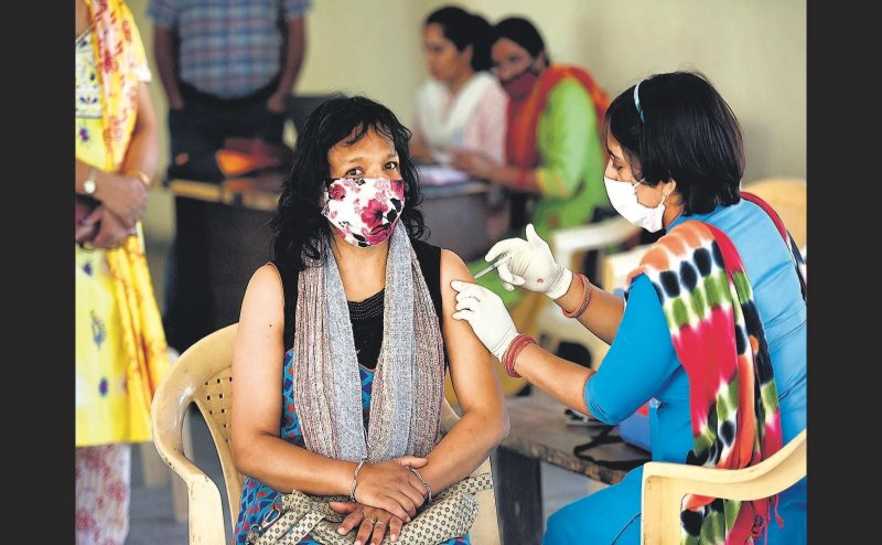 In Ghaziabad, paid vaccination drive to be held in 30 highrises