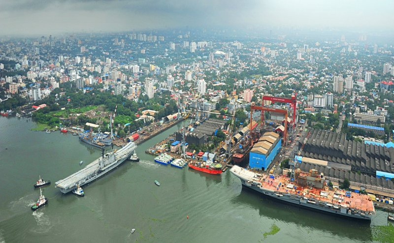 Cochin Shipyard Ltd receives yet another bomb threat via email, earlier many such emails were received