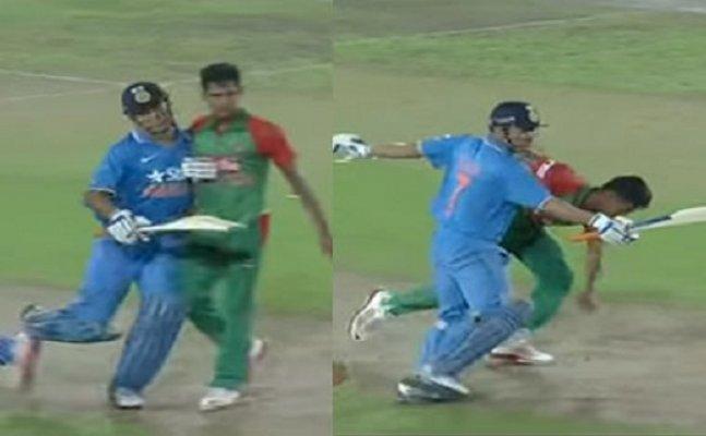 india vs bangladesh controversy