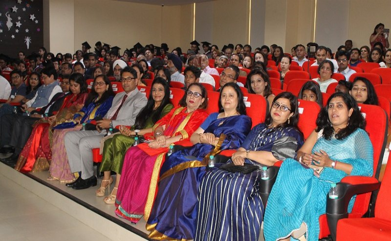 GD Goenka World School celebrates graduation day amidst memories for life